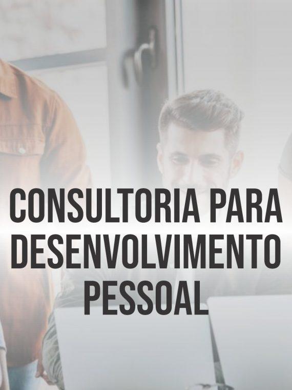 Consultoria para desenvolvimento pessoal